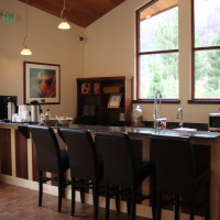 News: Now more than fancy lodging, Cliffrose Cafe opens…to rave reviews