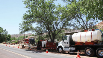 First Digital is bringing faster Internet through fiber optics to the town of Springdale