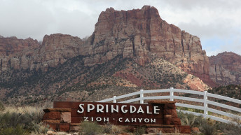 Hearings planned to repeal ordinance prohibiting franchise restaurants in Springdale, Utah