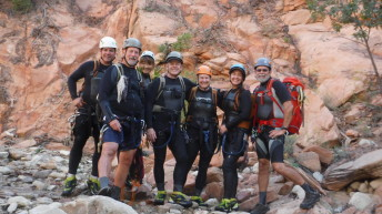 Keyhole Canyon flood victims named by Zion National Park officials
