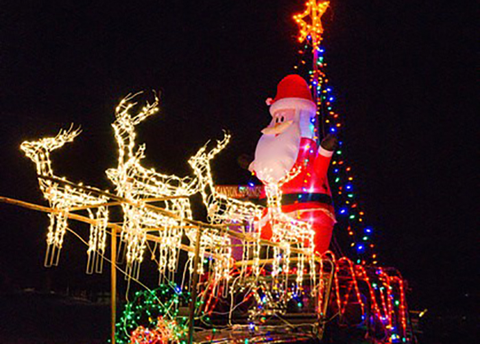 Image result for kanab christmas light parade
