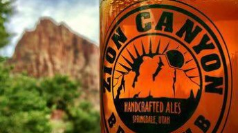 Zion Canyon Brew Pub December live music line up