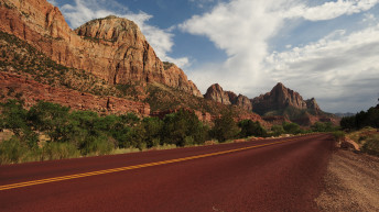 St. George to Zion Canyon transit service meetings planned discussing its need to the community